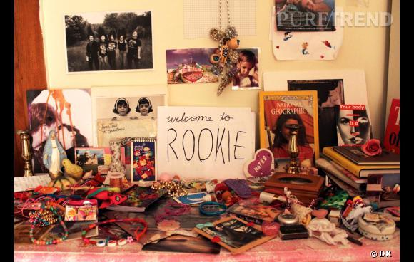 RookieMag, le nouveau magazine en ligne/blog de Tavi Gevinson.