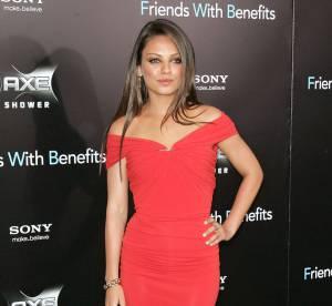 Mila Kunis : les looks les plus sexy d'une actrice hors norme