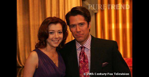 "Alexis Denisof (""Buffy"" et mari de Alysson Hannigan)."