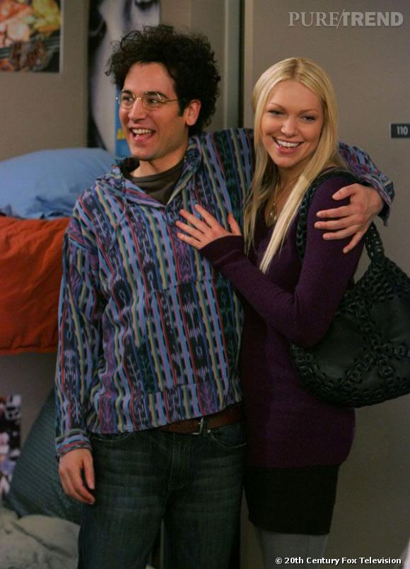 "Laura Prepon (""That's 70 show"")."