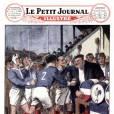1930 : Le Petit Journal fait l'éloge de l'Equipe de France. Le rugby a la cote.