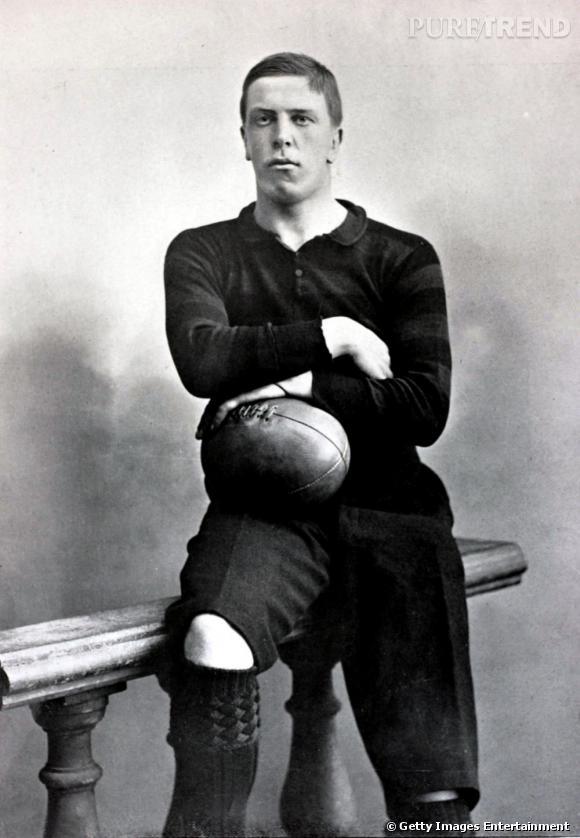 1900 : Le rugby est un sport très sérieux.
