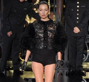 Kate Moss VS Elisa Sednaoui : les escarpins tendance fetichisme Louis Vuitton
