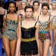 Défilé Dolce & Gabbana Milan Printemps-Eté 2012