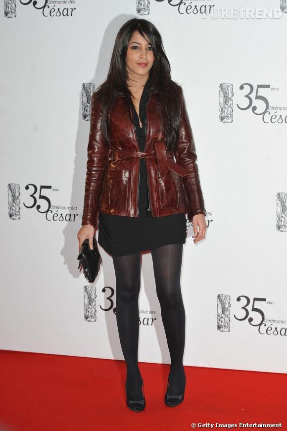 Leila Bekhti était l'année dernière conviée chez Sonia Rykiel.
