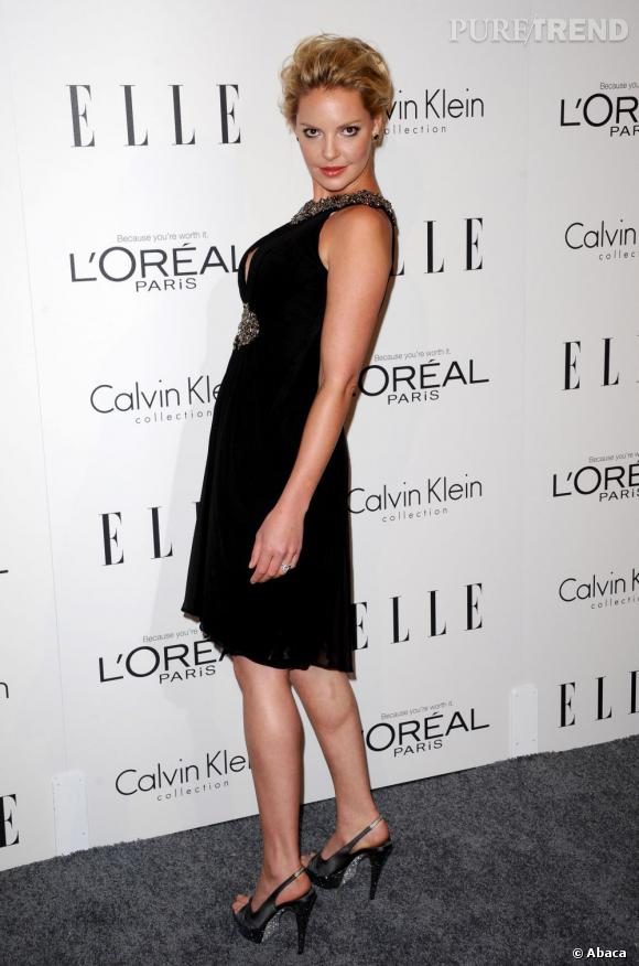 Katherine Heigl aux Elle Women in Hollywood 2011 à Los Angeles.
