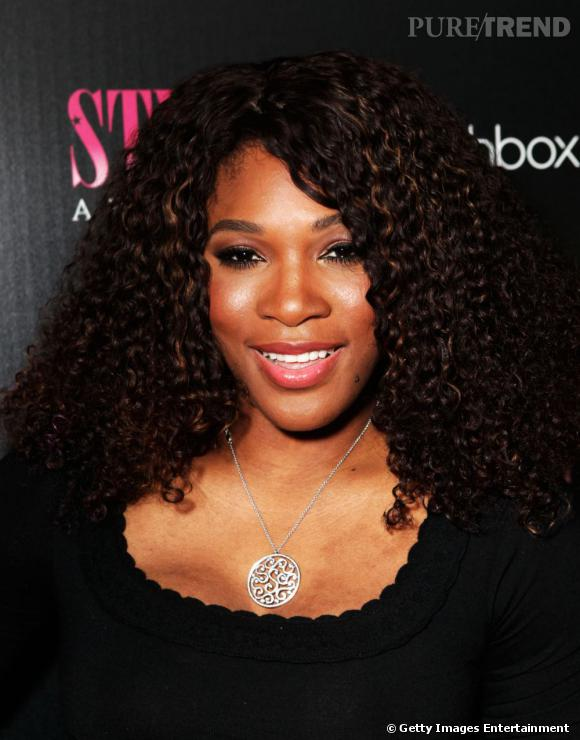 Serena Williams aux Hollywood Style Awards 2011.