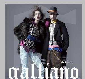 Galliano lance son e-shop