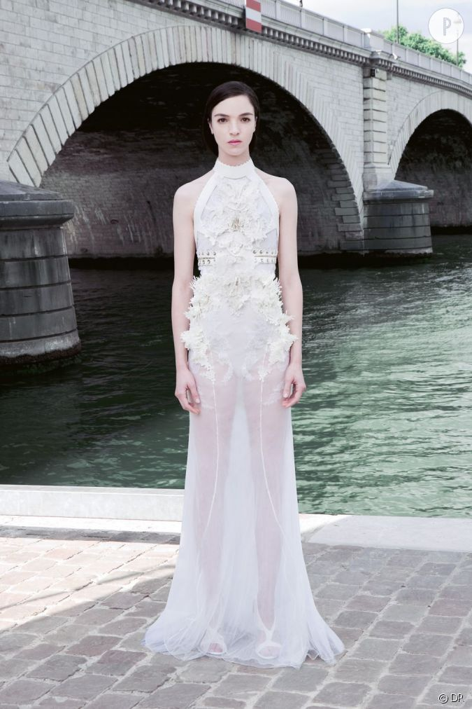 je veux une robe de mari e haute couture givenchy par