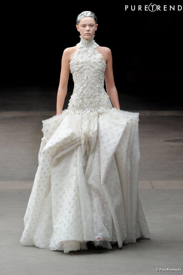 je veux une robe de mari e haute couture alexander