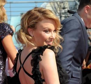 Kylie Minogue, soubrette du tapis rouge