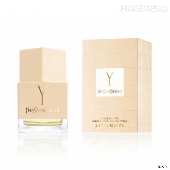 """La Collection d'Yves Saint Laurent. """"Y"""" 85€"""