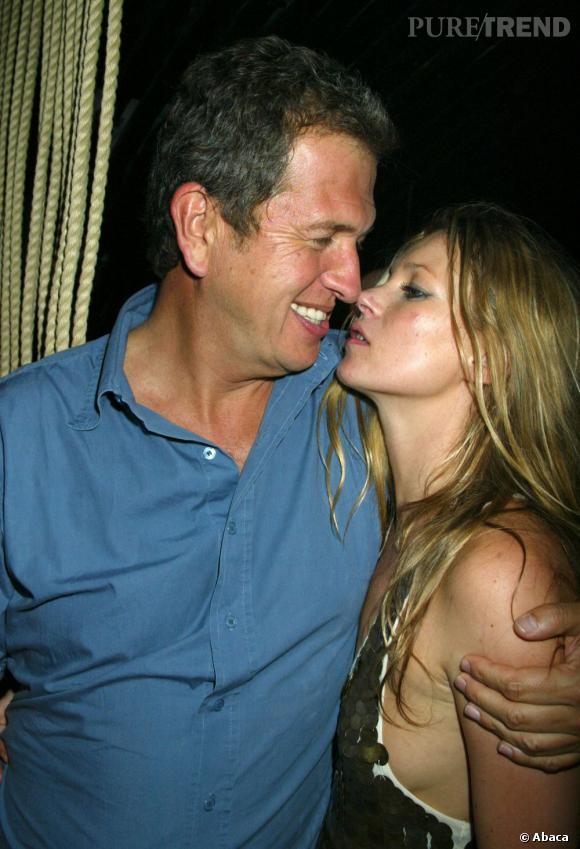 Kate Moss et Mario Testino, une histoire d'amour de près de 20 ans.