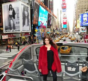 Ashley Greene égérie DKNY Jeans