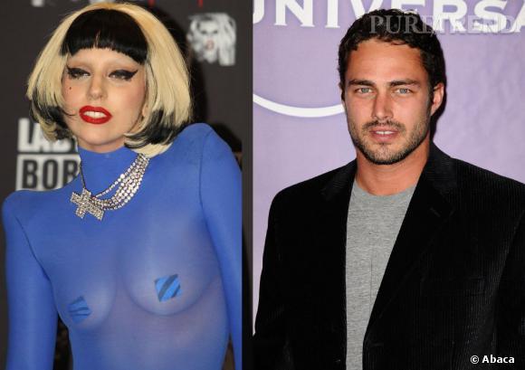 Lady Gaga a un chéri, il s'appelle Taylor Kinney. Pas mal !