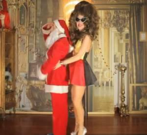 Anna Dello Russo, Mère Noël dingo.
