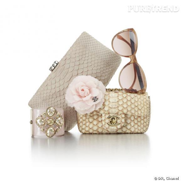 Collection Saint Valentin de Chanel.