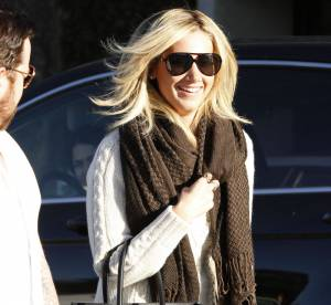 Ashley Tisdale, sans pantalon !