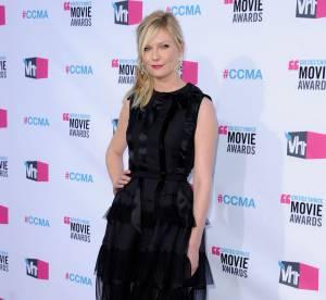 Critics' choice awards : Kirsten Dunst, jolie babydoll