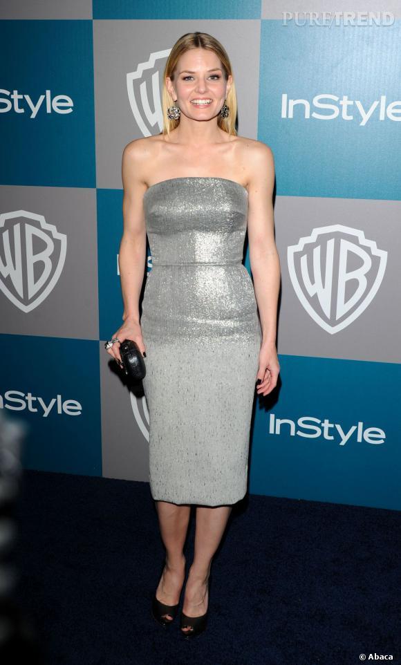 Jennifer Morrison, discrète mais mode.
