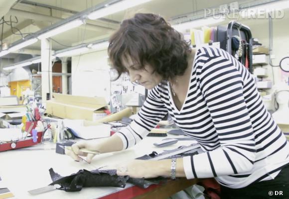 Dans l'atelier Edgard Hamon