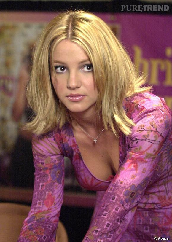 Avant :  jadis, Britney Spears était réputée pour son côté lolita naturelle.