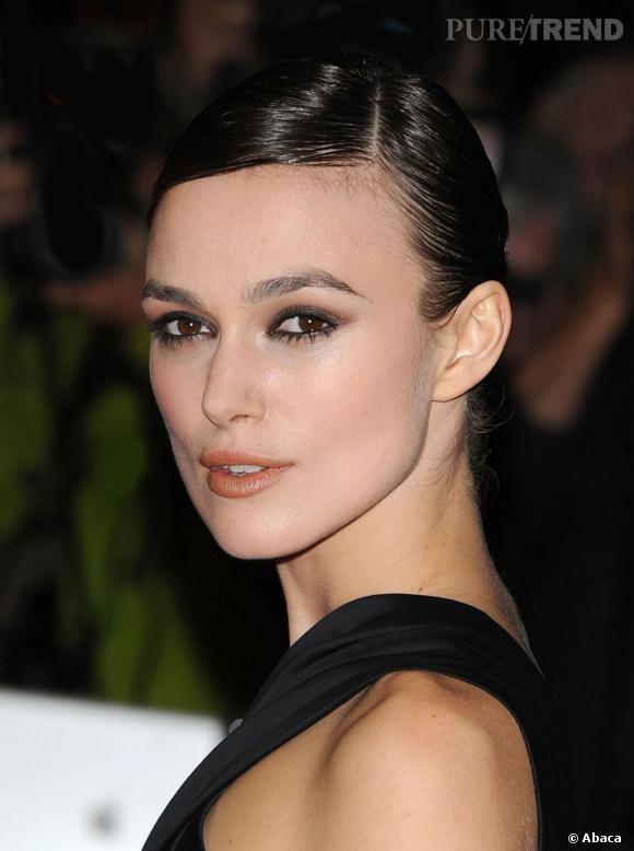 """Après :  du haut de ses 26 ans, la brunette a déjà dit """"bonjour"""" à une nouvelle bouche. Toute neuve."""