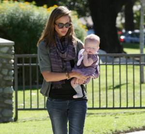 Jessica Alba, une maman pas comme les autres