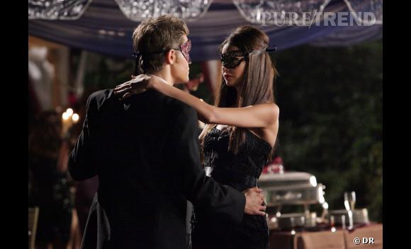 "N°2 :  Nina Dobrev alias Elena Gilberts dans la série ""The Vampire Diaries"", la belle que tous les vampires veulent."