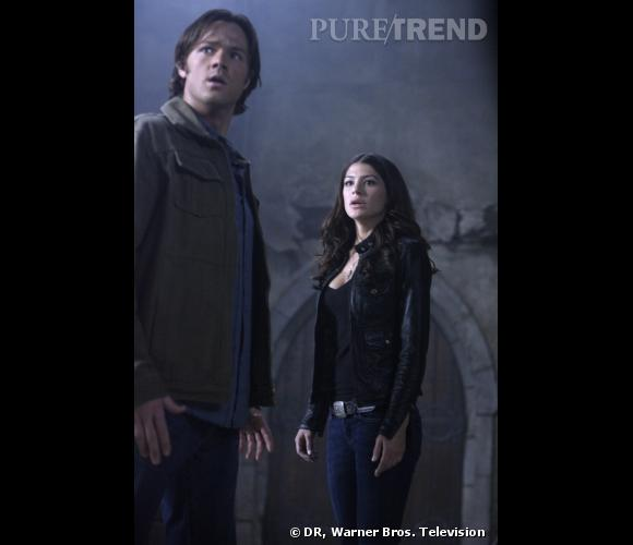 "N°9 :  Genevieve Padalecki alias Ruby dans ""Supernatural"", une démone plutôt séduisante."