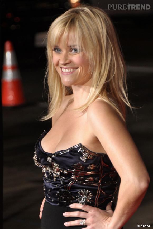 """Reese Witherspoon à l'avant-première du film """"Target"""" à Los Angeles."""