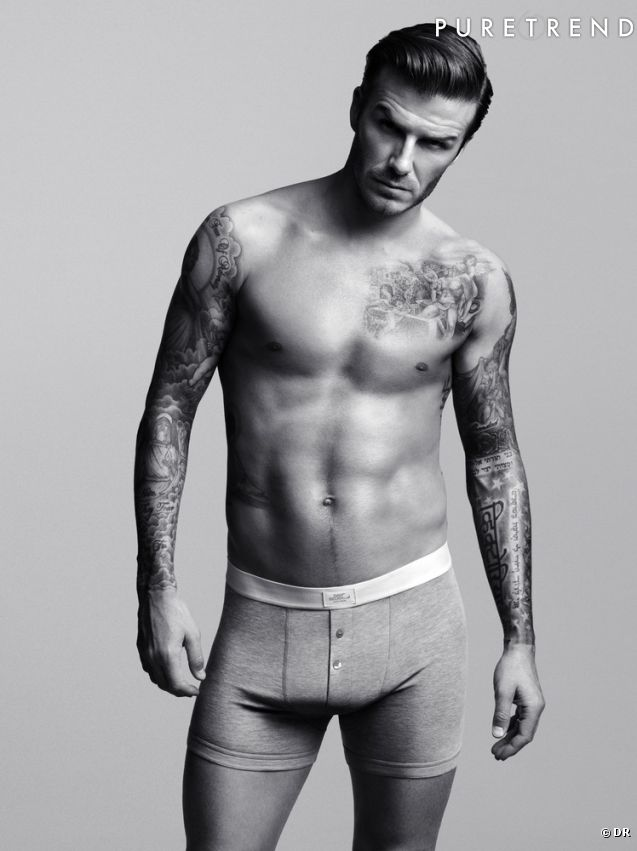 Campagne David Beckham