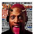 Dennis Rodman opte pour une version plus fun pour Rolling Stone.