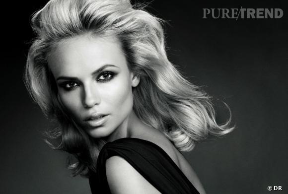 Natasha Poly, nouvelle égérie L'Oréal Paris