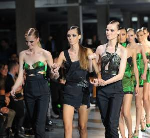 Le dossier de la Fashion Week : première chute parisienne