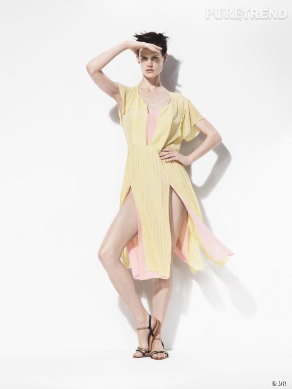 Zara collection Printemps-Eté 2012 : nos silhouettes coups de coeur