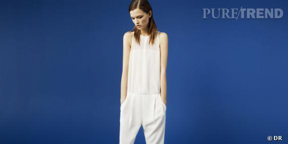 Zara collection Printemps-Eté 2012 : lookbook mars
