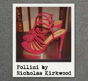 Spécial it-shoes : présentation Pollini by Nicholas Kirkwood