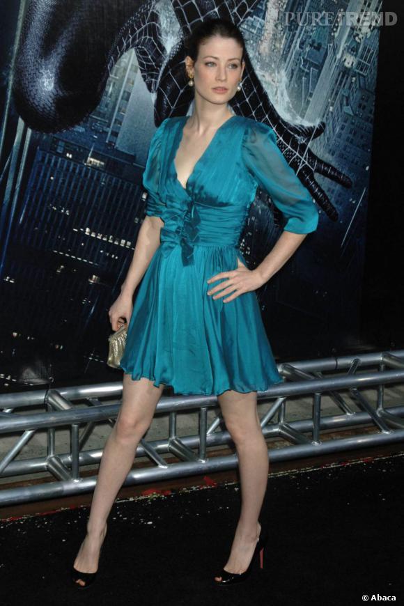 Lucy Gordon, égérie du parfum Eau de Dior en 2000.