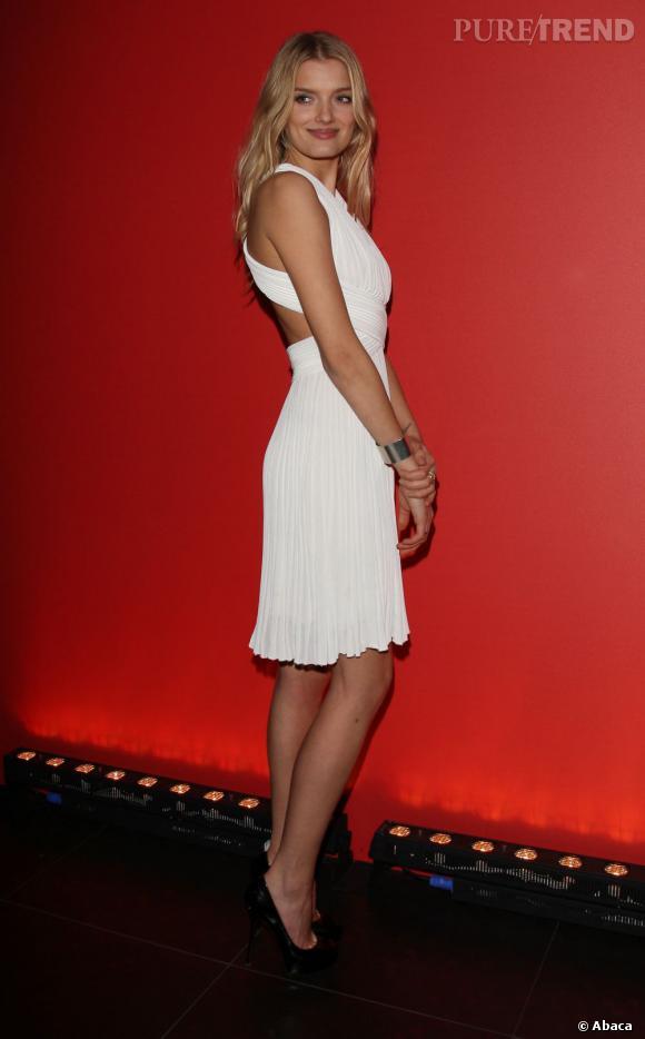 En 2007, Lily Donaldson est une superbe Miss Dior.