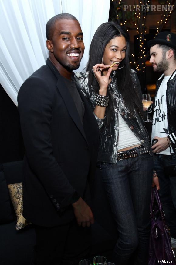 Kanye West, on t'aime pour... ton goût immodéré pour les tops.
