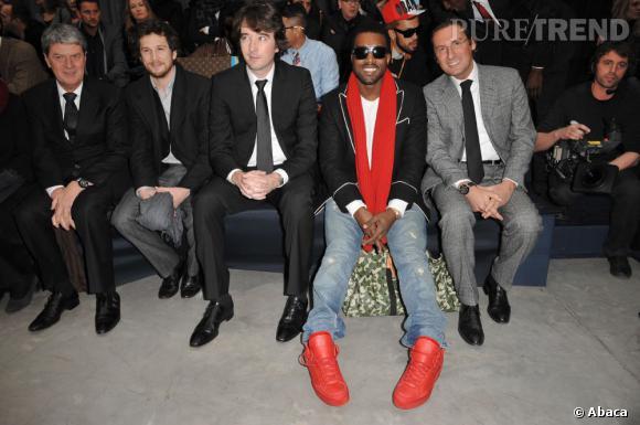 Kanye West, on t'aime pour... ton air parfois nigaud.