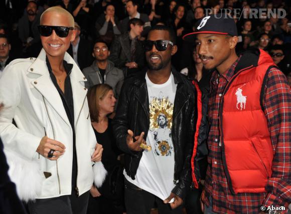 Kanye West, on t'aime pour... tes copains.