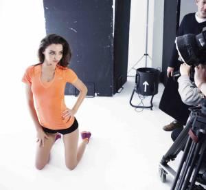Le shooting sexy du week-end : Miranda Kerr pour Reebok EasyTone