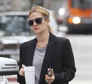 Drew Barrymore, une grossesse branchee... A shopper !