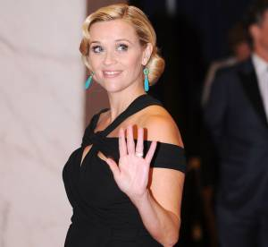 Reese Witherspoon, enceinte et super-active