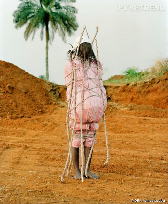 Photographie de la suissesse Namsa Leuba, gagnante du prix remis par The School of Visual Arts, à New York, en association avec le Jury 2012.