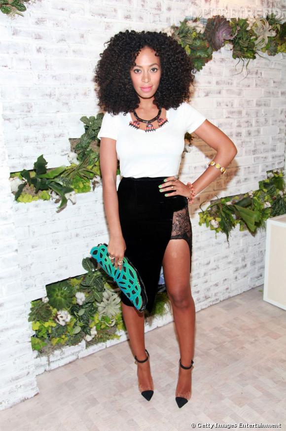 Solange Knowles fait parti des nombreuses célébrités à craquer pour les Un Bout.