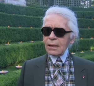 Karl Lagerfeld revient sur sa Croisière 2013.