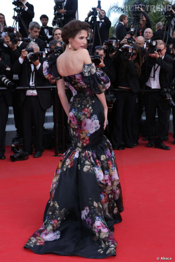 22f3bdf5299 Bianca Balti rend la tendance flamenco très très sexy - Puretrend